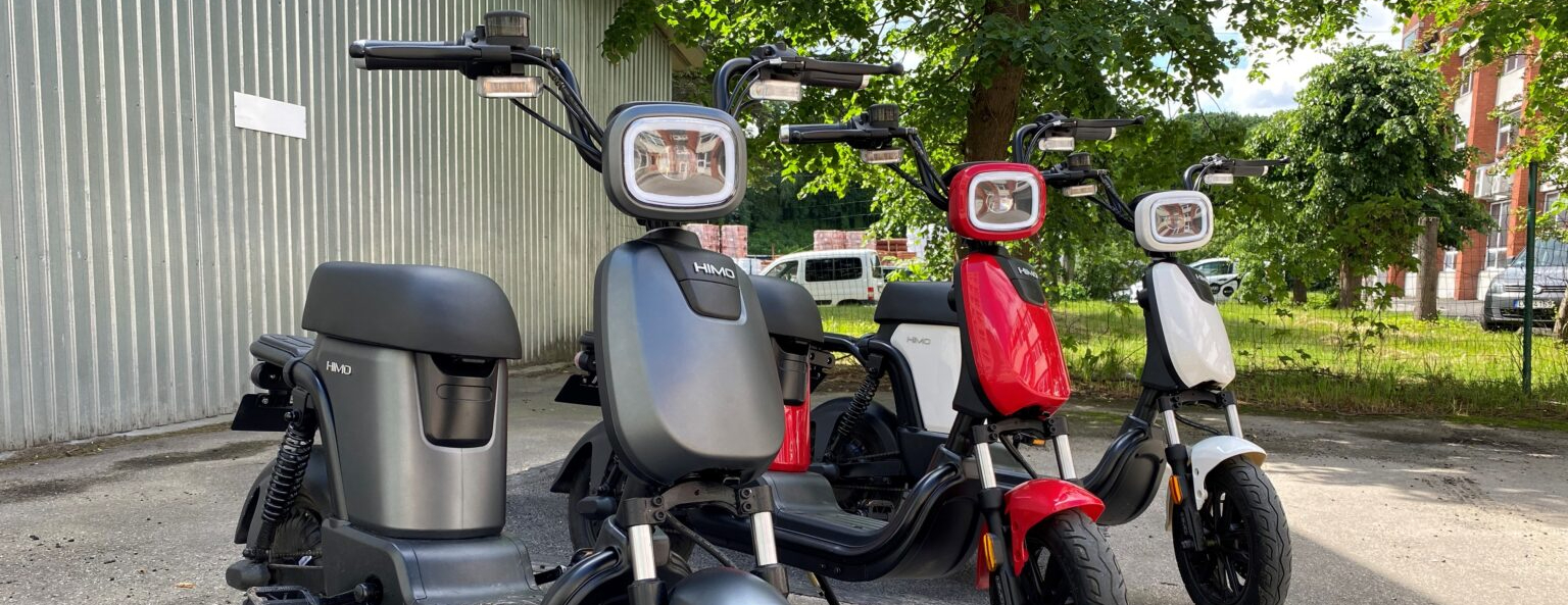 Xiaomi HIMO T1 RIDE mobility